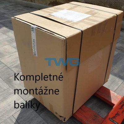 Balíky rekuperácie